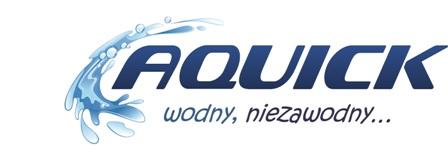 LogoAquickWodnyNiezawodny